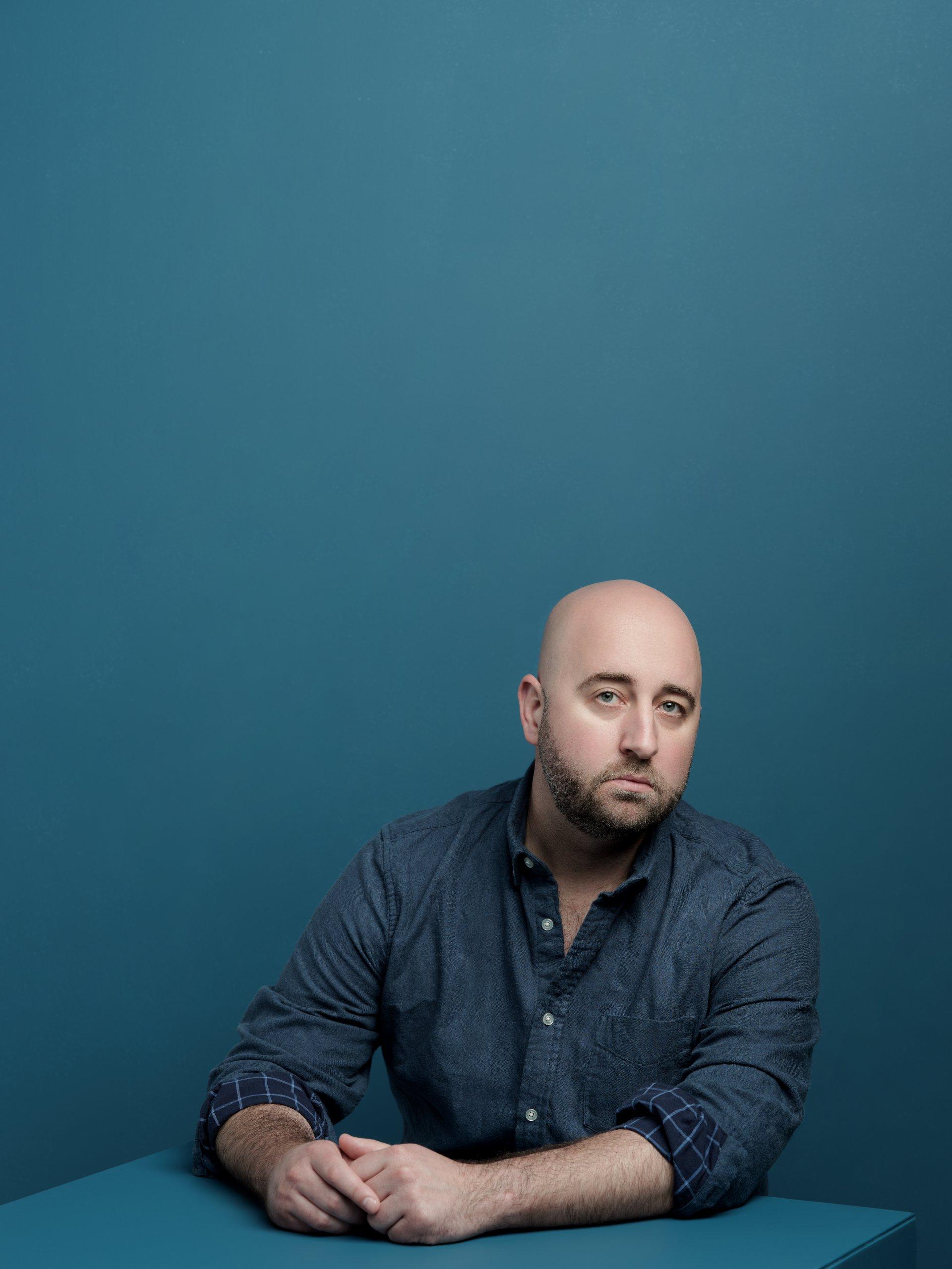 Luke Burgis, Author Photo